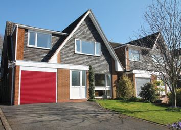 Thumbnail 3 bed detached house for sale in Raddington Drive, Solihull