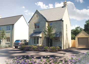 "Thumbnail 3 bed detached house for sale in ""The Whitfield"" at Bourton Industrial Park, Bourton-On-The-Water, Cheltenham"