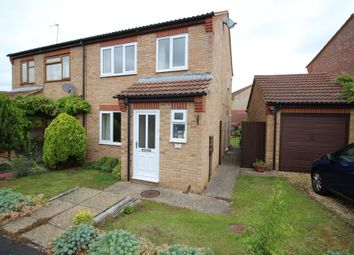 Thumbnail 3 bedroom semi-detached house to rent in Meadowsweet, Stamford, Lincolnshire, .