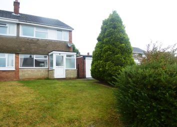 Thumbnail 3 bed semi-detached house to rent in Orchard Way, Leigh, Worcester