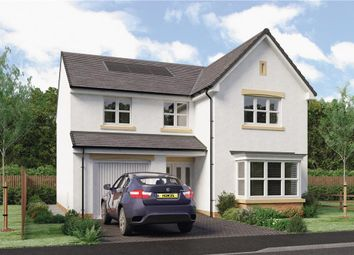 "Thumbnail 4 bed detached house for sale in ""Mackie"" at Hawkhead Road, Paisley"
