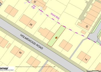 Thumbnail Land for sale in Holmewood Road, Tunbridge Wells