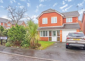 Thumbnail 4 bed detached house for sale in Windmill Heights, Upholland