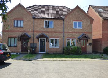Thumbnail 2 bed terraced house to rent in The Causeway, Thurlby, Bourne