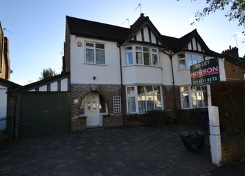 Thumbnail 4 bed semi-detached house to rent in Hollywood Way, Woodford Green