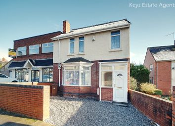 Thumbnail 3 bed detached house for sale in London Road, Trent Vale, Stoke-On-Trent