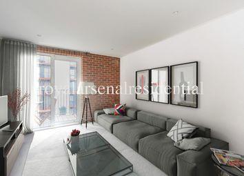 Thumbnail 1 bed flat for sale in Warehouse Court, Major Draper Street, Royal Arsenal