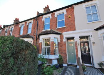 Thumbnail 3 bed terraced house for sale in Belsize Avenue, Ealing, London
