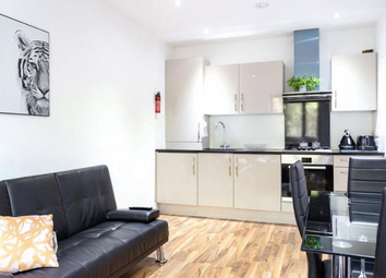 Thumbnail 1 bed flat to rent in Woodseer Street, London