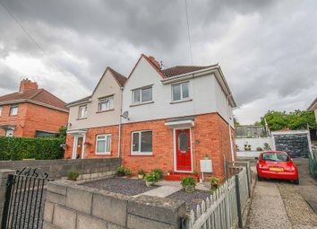Thumbnail 3 bedroom semi-detached house for sale in Glyn Vale, Bedminster, Bristol