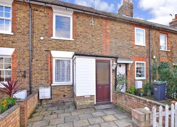 Thumbnail 2 bed terraced house for sale in The Freehold, East Peckham, Tonbridge, Kent