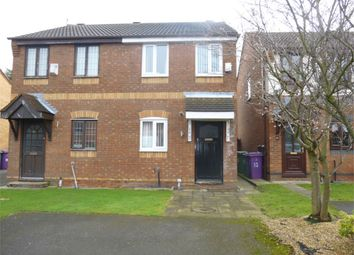 Thumbnail 2 bedroom end terrace house for sale in Coulport Close, Huyton, Liverpool, Merseyside