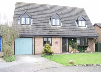 Thumbnail 3 bed detached house for sale in Springhead Close, Howden, East Yorkshire