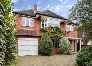 Thumbnail 6 bedroom detached house for sale in Chudleigh Road, Brondesbury Park, London