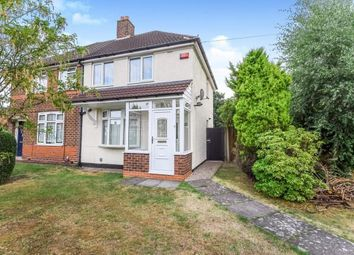 Thumbnail 2 bedroom semi-detached house for sale in Sheen Road, Kingstanding, Birmingham, West Midlands