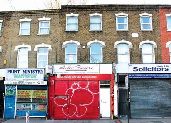 Thumbnail 2 bed maisonette for sale in Old Kent Road, London