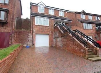 Thumbnail 4 bed detached house for sale in Spencer Close, Walderslade, Kent.