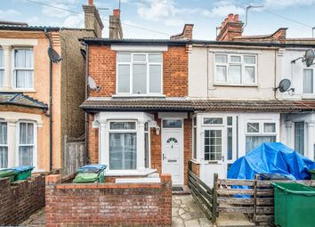 Thumbnail 2 bed end terrace house for sale in Durban Road East, Watford
