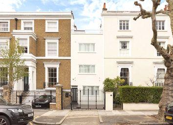 Thumbnail 4 bedroom terraced house to rent in Hamilton Terrace, St John's Wood, London