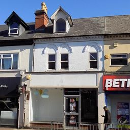 Thumbnail Retail premises to let in 595 Bearwood Road, Smethwick, West Midlands