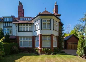 Thumbnail 6 bed semi-detached house for sale in Harrop Road, Hale, Altrincham