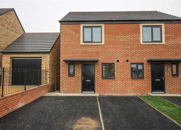 Thumbnail 2 bed semi-detached house to rent in Spilsby Crescent, St. Nicholas Manor, Cramlington