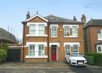 Thumbnail 5 bedroom detached house for sale in Hadley Road, New Barnet, Barnet