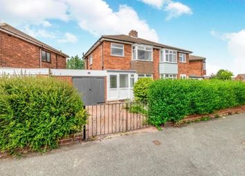 Thumbnail 3 bed semi-detached house for sale in Five Oaks Road, Willenhall, West Midlands