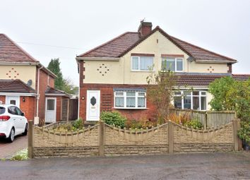 Thumbnail 2 bedroom semi-detached house for sale in Broad Lane, Walsall
