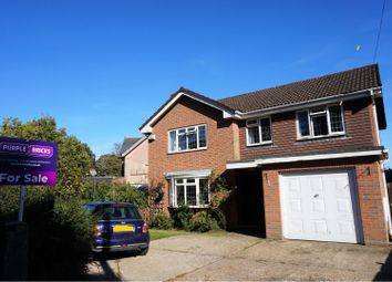 Thumbnail 4 bed detached house for sale in Station Road, Wootton, Ryde