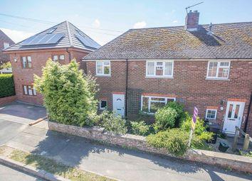 Thumbnail 2 bedroom end terrace house for sale in Ripley Road, Cottingham, Market Harborough