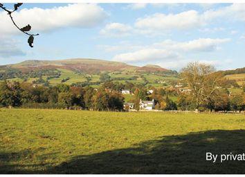 Thumbnail Land for sale in The Legar, Llangattock, Crickhowell