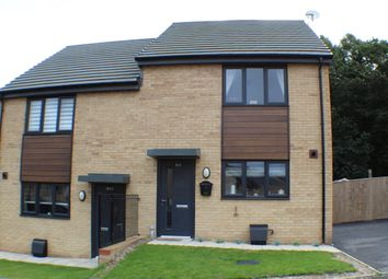 Thumbnail 3 bed semi-detached house for sale in Roberts Road, Edlington, Doncaster