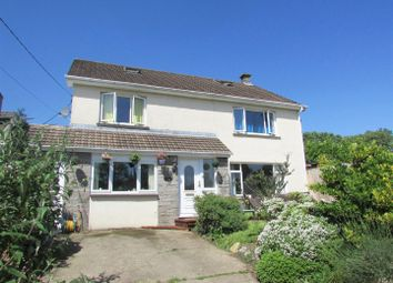 Thumbnail 4 bedroom detached house for sale in Featherbed View, Llandissilio, Clynderwen