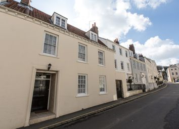 Thumbnail 2 bed flat to rent in 58 Hauteville, St. Peter Port, Guernsey