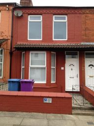 Thumbnail 3 bedroom terraced house to rent in Rosthwaite Road, West Derby, Liverpool