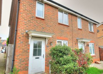 Thumbnail 2 bed semi-detached house for sale in Pishmire Close, Norwich