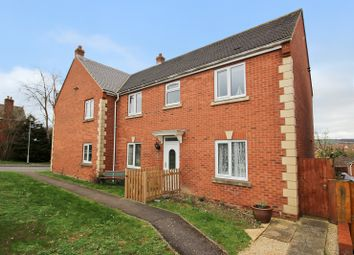 Thumbnail 4 bed semi-detached house for sale in Paxmans Road, Westbury
