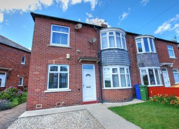 Thumbnail 2 bedroom flat to rent in Jubilee Road, Blyth