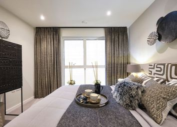 Thumbnail 3 bed flat for sale in New Stratford Works, Penny Brookes Street