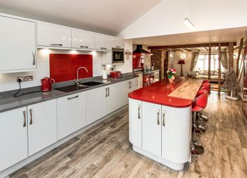 Thumbnail 2 bed semi-detached house for sale in Cross Street, Potterhanworth, Lincoln