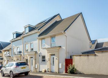 Thumbnail 3 bed end terrace house for sale in 104 Unity Park, Plymouth, Plymouth