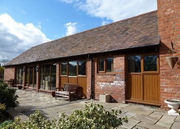 Thumbnail 1 bed barn conversion to rent in A Beautiful One Bedroom Barn Conversion, Broadwas-On-Teme, Worcestershire