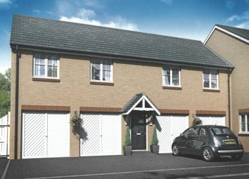 Thumbnail 2 bed detached house for sale in The Towcester, Eastrea Road, Whittlesey, Peterborough