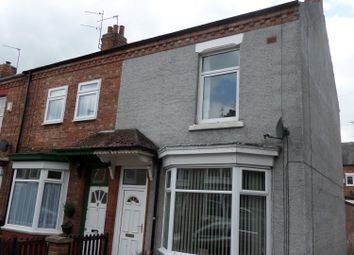 Thumbnail 2 bed terraced house for sale in Acacia Street, Darlington
