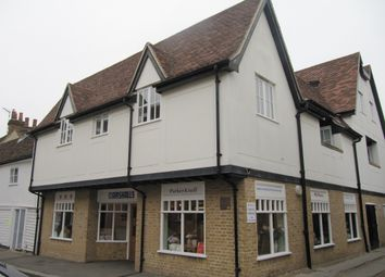 Thumbnail 1 bed flat to rent in Church Street, Hertford