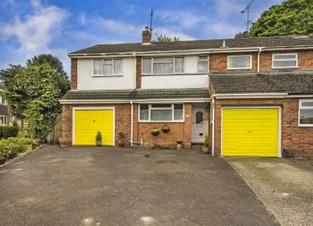 Thumbnail 4 bedroom property for sale in Lingfield Close, Old Basing, Basingstoke