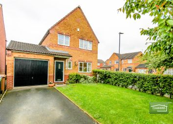 Thumbnail 3 bed detached house for sale in Astbury Close, Turnberry, Bloxwich