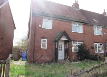 Thumbnail 3 bed semi-detached house for sale in Alcock Avenue, Mansfield, Nottinghamshire