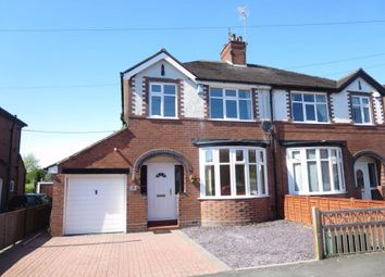 Thumbnail 3 bed semi-detached house to rent in Oakdene Avenue, Newcastle